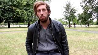 Johnny Berba Talks In London On Approach Anxiety!