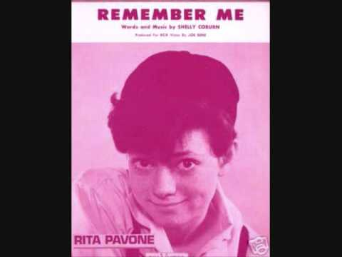 rita-pavone-remember-me-1964-thelimepopsicle