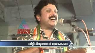 Minister KB Ganesh Kumar hits back