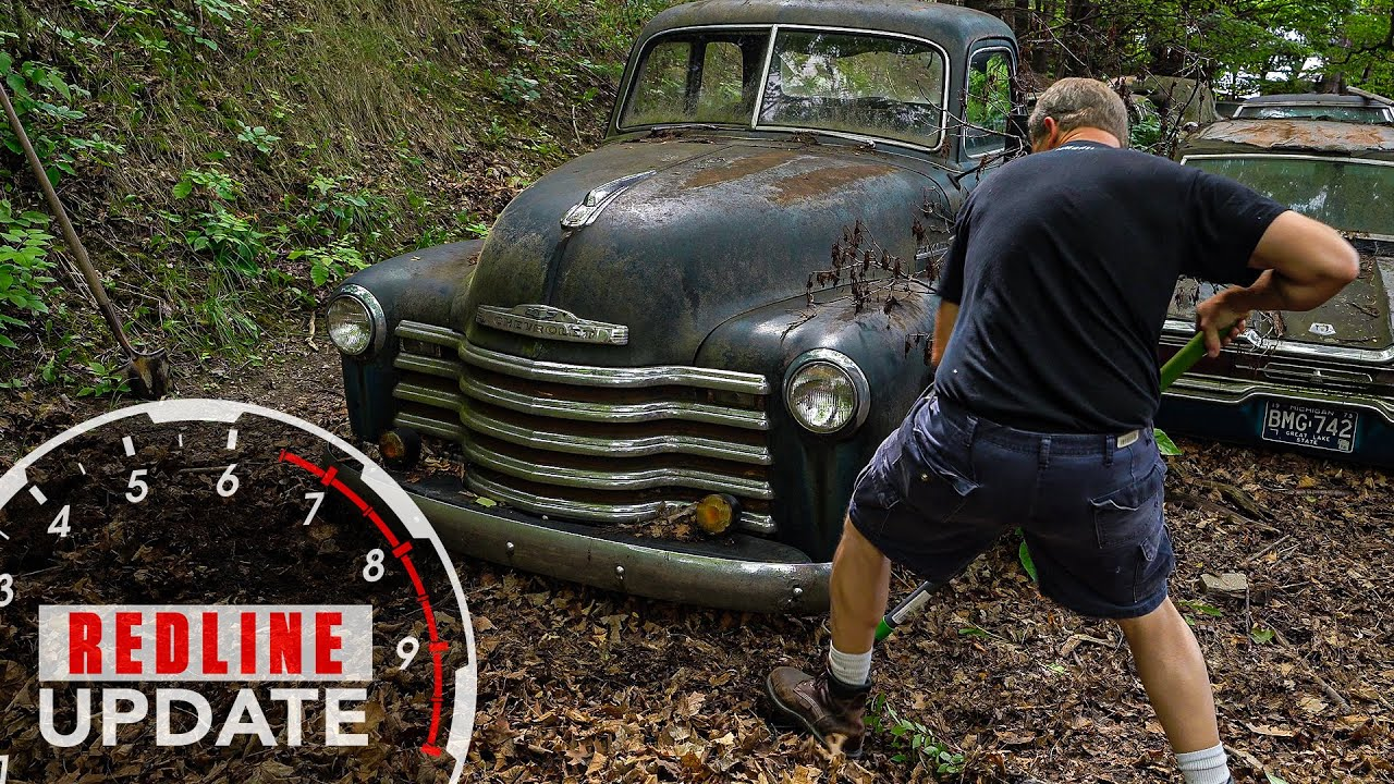 Redline Update: Five-window Chevy grudgingly reaches its new home