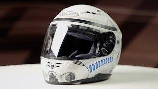 HJC CS-R3 Stormtrooper Helmet Review