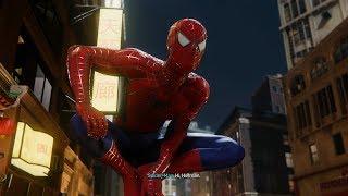 Spider-Man Chases Shocker (Raimi Suit Gameplay) - Marvel's Spider-Man