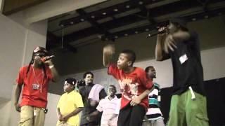I'M ON performance - Poke Dog ft. Murda MIl