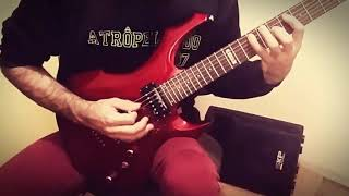 Canon rock - Jerry C - Dereck Dreamer guitar cover