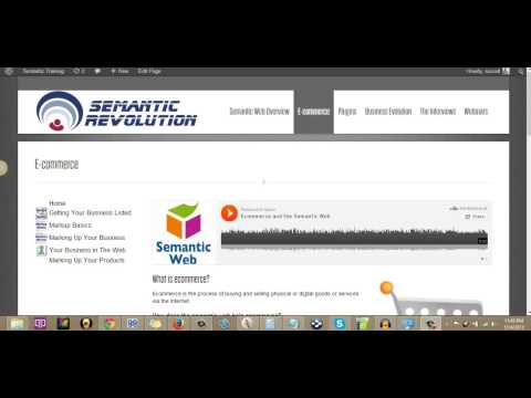 Thumbnail for Semantic Web Optimization Training