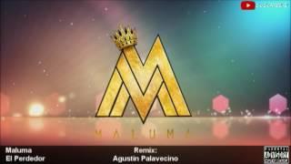 MALUMA - EL PERDEDOR | Cumbia Remix | DJ AGUSTIN PALAVECINO