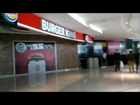 Morocco Mall – Enseignes du Food Court #2