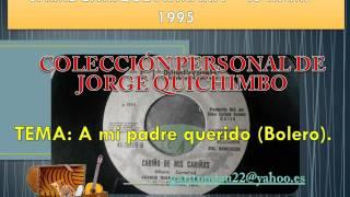 JAIME ENRIQUE AYMARA - A MI PADRE QUERIDO (Bolero) 45 R.P.M. - 1995