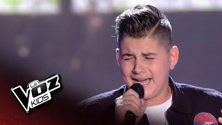 "Juanfri: ""Quién"" – Semifinal – La Voz Kids 2018"
