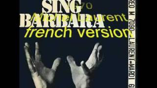Michel Laurent Sing Sing Barbara french version by riccardino23
