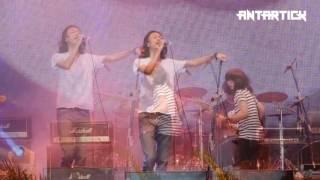 Get Free - The Vines | Antartick live cover at Jakarta Fair Kemayoran 2017