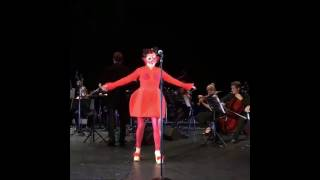 Björk - Pluto War Cry II - Live @ Eventim Apollo Hammersmith, 24th September, (24-09-2016)