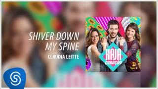 Shiver Down My Spine - Claudia Leite [Trilha Sonora de Haja Coração] (Áudio Oficial)