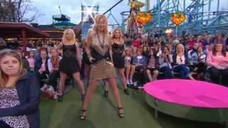 Linda Bengtzing & Velvet - Victorious (Live Sommarkrysset 2010)