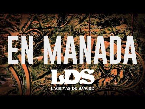 En Manada de Lagrimas De Sangre Letra y Video