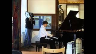 Sergei Rachmaninoff - Prelude in C minor, Jakub Lonsky - piano