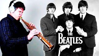 The Beatles - BLACKBIRD - Saxophone Cover