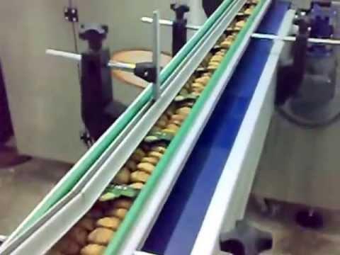 Zarf Tipi Paletleme Makinası