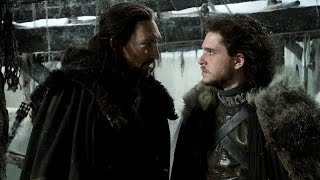 Does Benjen Stark know the truth about Jon?
