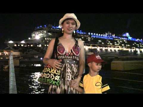 Norwegian Cruise Line, Eastern Caribbean, San Juan, Puerto Rico, Norwegian Gem, 00107
