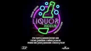 Mavado - My League  (Official Audio) - Liquor Riddim - Good Good - 21st Hapilos
