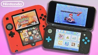 New Nintendo 2DS XL vs. Original 2DS | Which is the BEST Buy!?