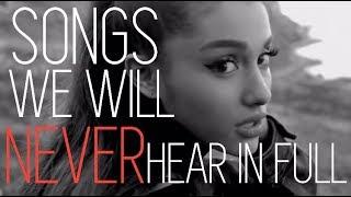 ARIANA GRANDE LOST SONGS (AG4 SERIES)