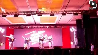 Baylor Latin Dance Sat Matinee Performance at Houston Salsa Congress 2017