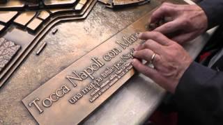 Napoli - Tocca Napoli con mano, la mappa tattile della città -4- (19.05.13)