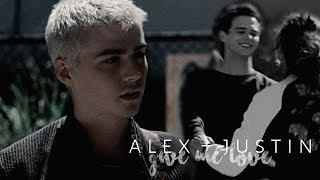 Alex & Justin ✘ Give me love
