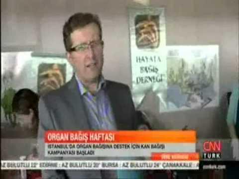 Prof  Dr  Ali İhsan Dokucu Organ ve Kan Bağışı Kampanyası