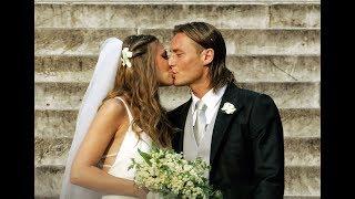 Il matrimonio di Francesco Totti e Ilary Blasi