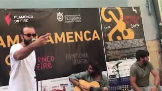 Venenosa - Jam Flamenca con Popo, Josemi Carmona y Bandolero