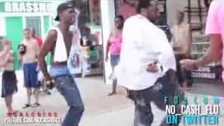 Homeless Man No Cash Dance/Tribute
