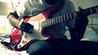 Incubus - Nowhere fast (guitar solo cover)