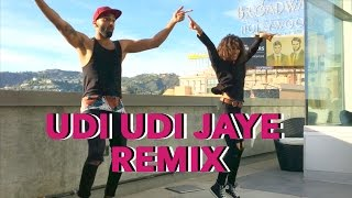 Udi Udi Jaye Dance Remix | Raees | Bolly-Hip Hop | Chase Constantino Choreography ft. Simmi Singh