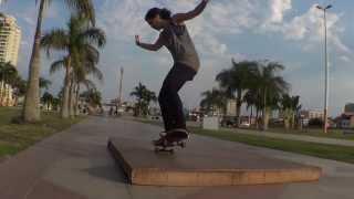 Trash sunday skate sesh #2
