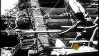 The story of the Kon-Tiki