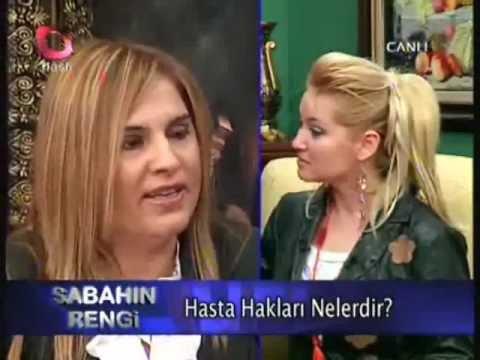 Güler Çakmak Kalite Akademisi - Flash TV - Sabahın Rengi Programı 31.01.2007 Part 1