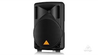 EUROLIVE B210D Active PA Speaker System