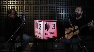 Bonga e Paulo Flores - Mona Ki Ngi Xica (Ao vivo na Antena 3)