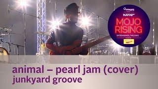 Animal – Pearl Jam (cover) - Junkyard Groove - Live at Kappa TV Mojo Rising
