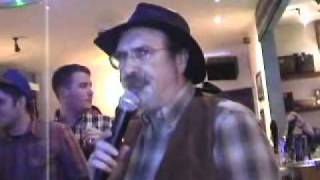 Joseph Arch (Joey) KARAOKE 13-08-2011-John-Evans-Brown eyed girl van morisson.wmv