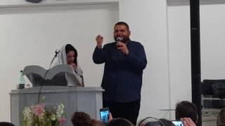 Eglise de beziers Israël et ramona