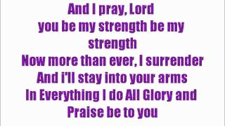 Strength in GOD by JBand