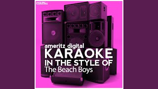 Surfin' Safari (Karaoke Version)