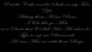 Nicki Minaj-Do You Mind (Verse)-Lyrics Video