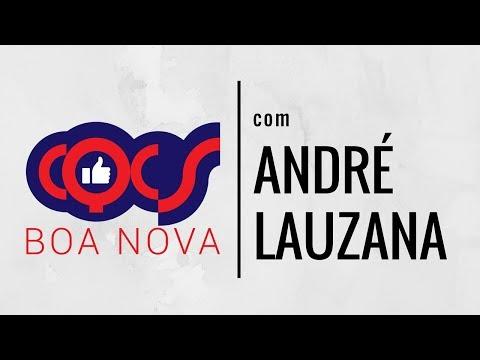 Imagem post: CQCS Boa Nova – André Lauzana – SulAmérica Seguros