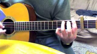 Beatles - Julia - Acoustic Instrumental cover