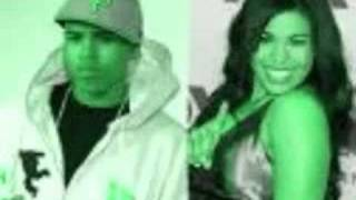 Jordin Sparks && Chris Brown - No Air [Remix] (With Lyrics)